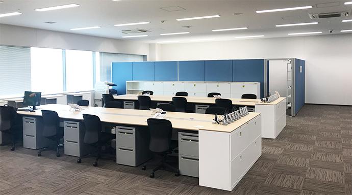 関東物流センターオフィス